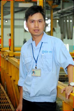 Nguyễn Quang VĩnhQuản lý Sản xuất
